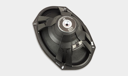All New Motor Structure - X-Series Speaker X-S69C