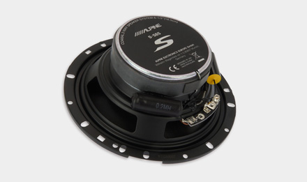 Powerful Speaker Motor