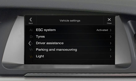 Audi A5 - X703D-A5: Vehicle Information