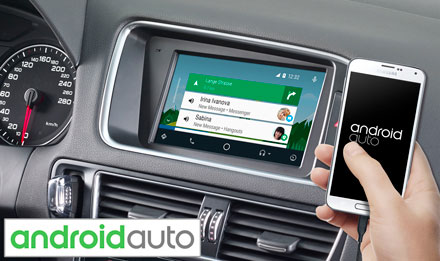 Audi Q5 - Works with Android Auto - X702D-Q5