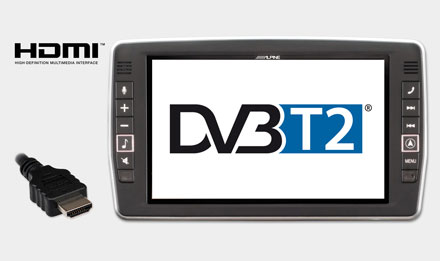 Mercedes Sprinter - Upgrade to DVB-T Digital TV