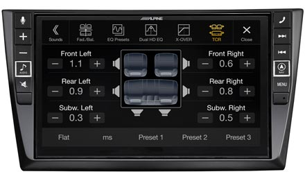 Golf 6 - Digital Time Correction  - X903D-G6